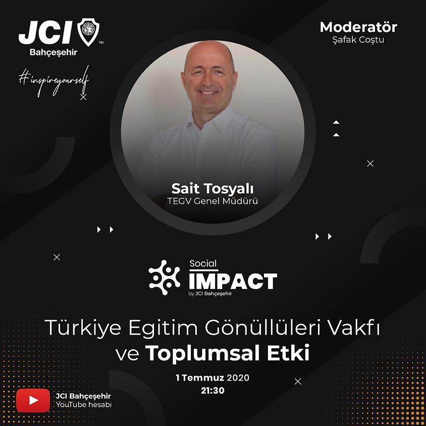 JCI Bahçeşehir   Social Impact