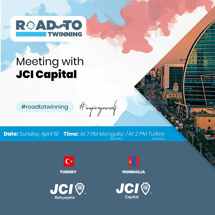 JCI Bahçeşehir | Road To Twinning