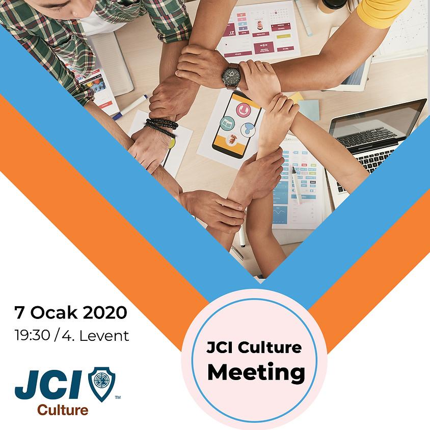 JCI Kültür – Meeting
