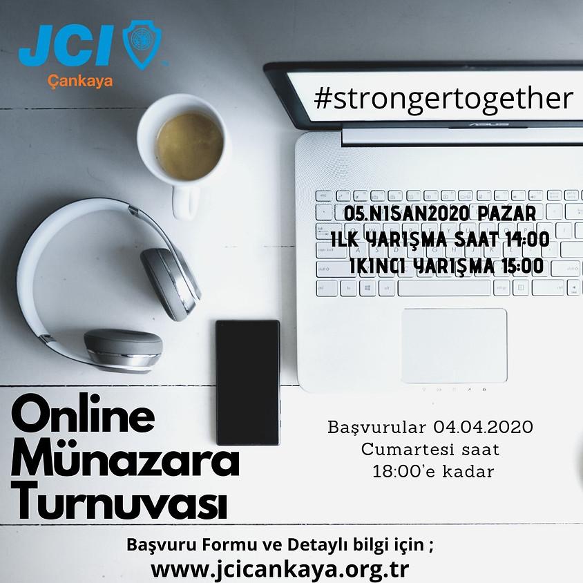 JCI Çankaya - Online Münazara