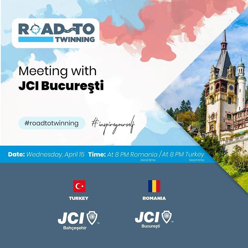 JCI Bahçeşehir - Road to Twinning