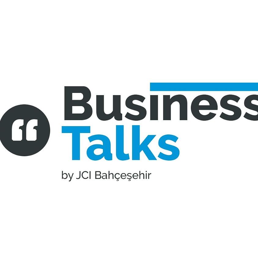 JCI Bahçeşehir - Business Talks CFO Paneli
