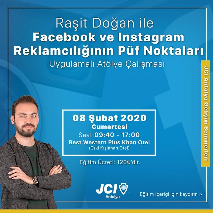 JCI Antalya - UYGULAMALI DİJİTAL PAZARLAMA EĞİTİMİ
