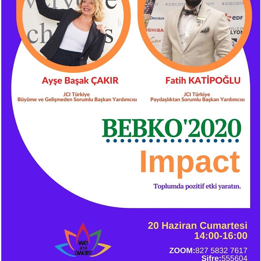 JCI Eskişehir   BEBKO JCI Eğitimleri - JCI Impact