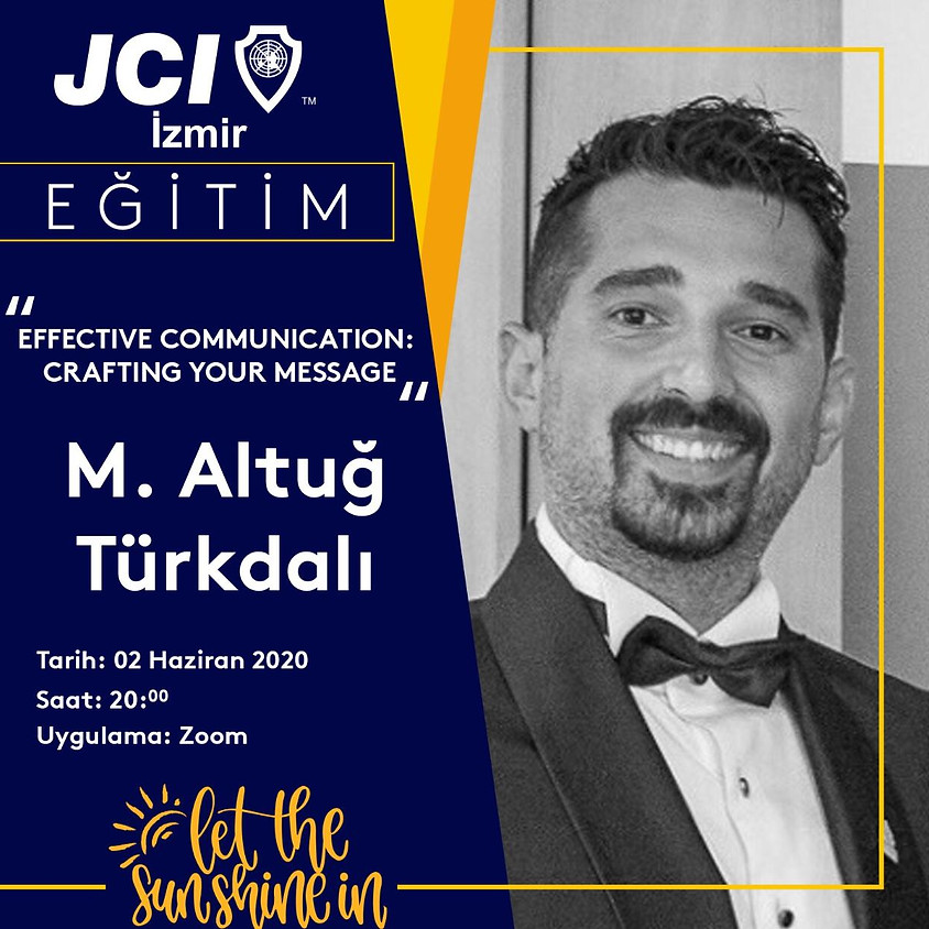 JCI İzmir | Effective Communication:Crafting Your Message