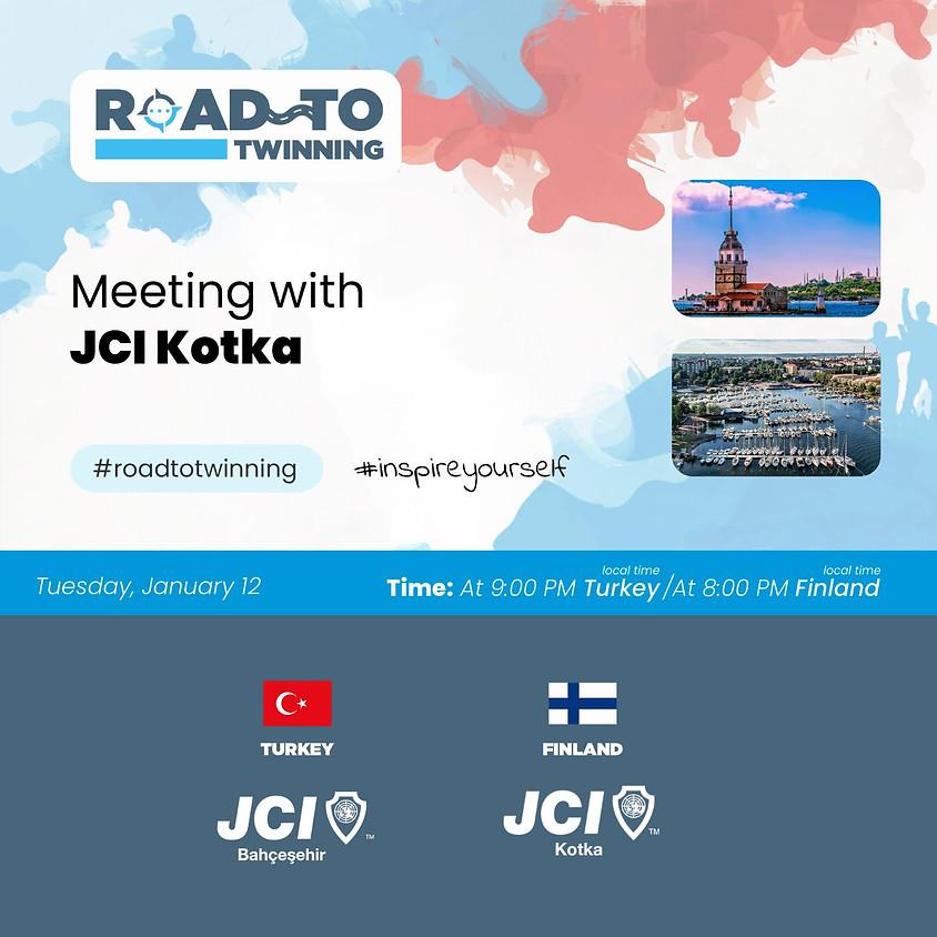 JCI Bahçeşehir | Road To Twinning - JCI Kotka ile Buluşma