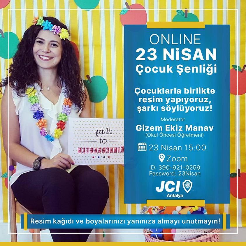 JCI Antalya - 23 Nisan Çocuk Şenliği