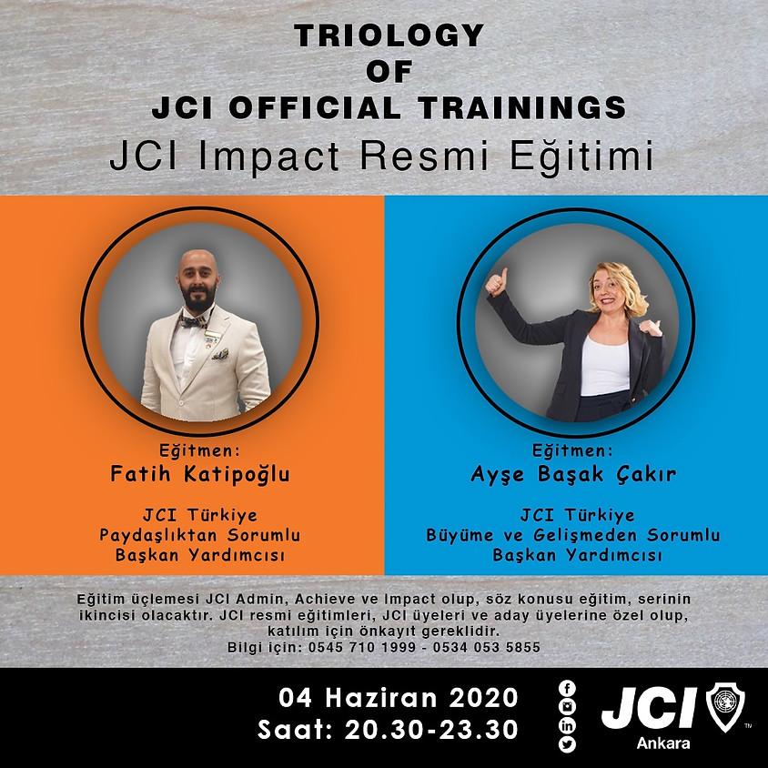 JCI Ankara | Triology Of JCI Official Trainings