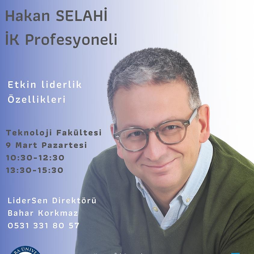 JCI Kadıköy   LiderSen Projesi - Hakan Selahi