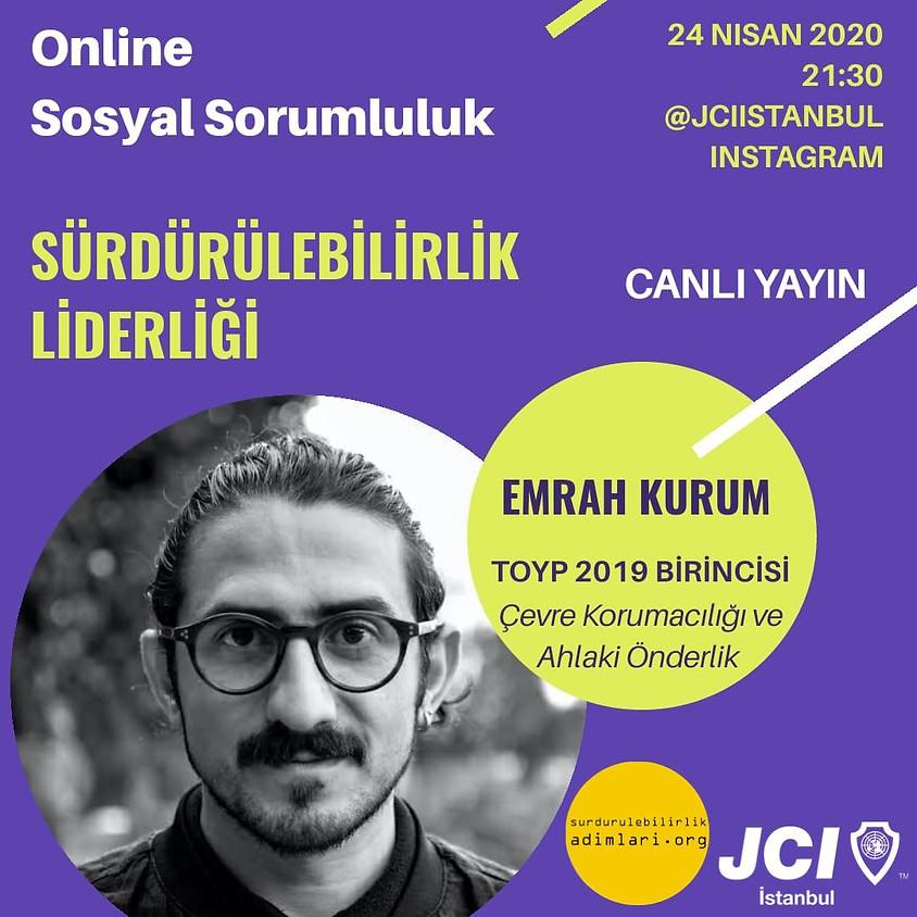 JCI İstanbul - Sürdürülebilirlik Liderliği