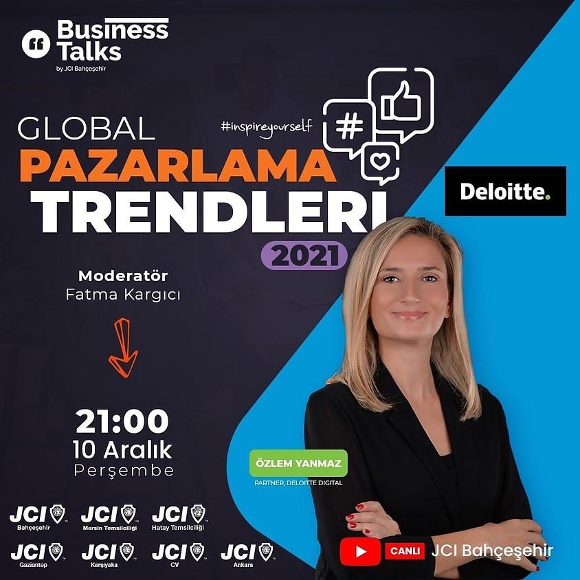 Global Pazarlama Trendleri | JCI Bahçeşehir