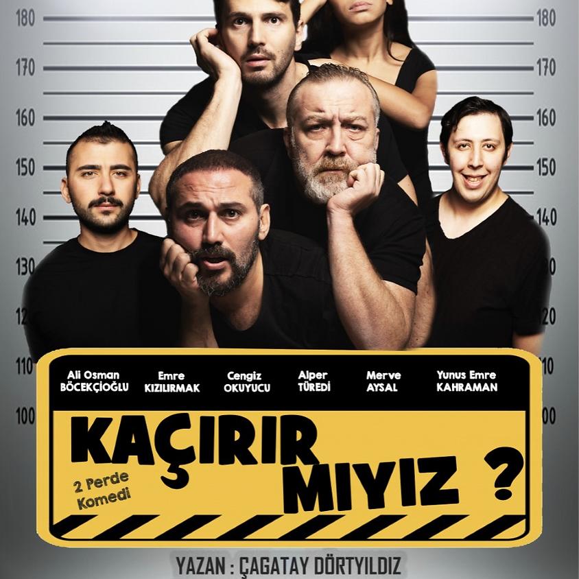 "JCI Beşiktaş - ""Kaçırır Mıyız?""  Tiyatro Oyunu"