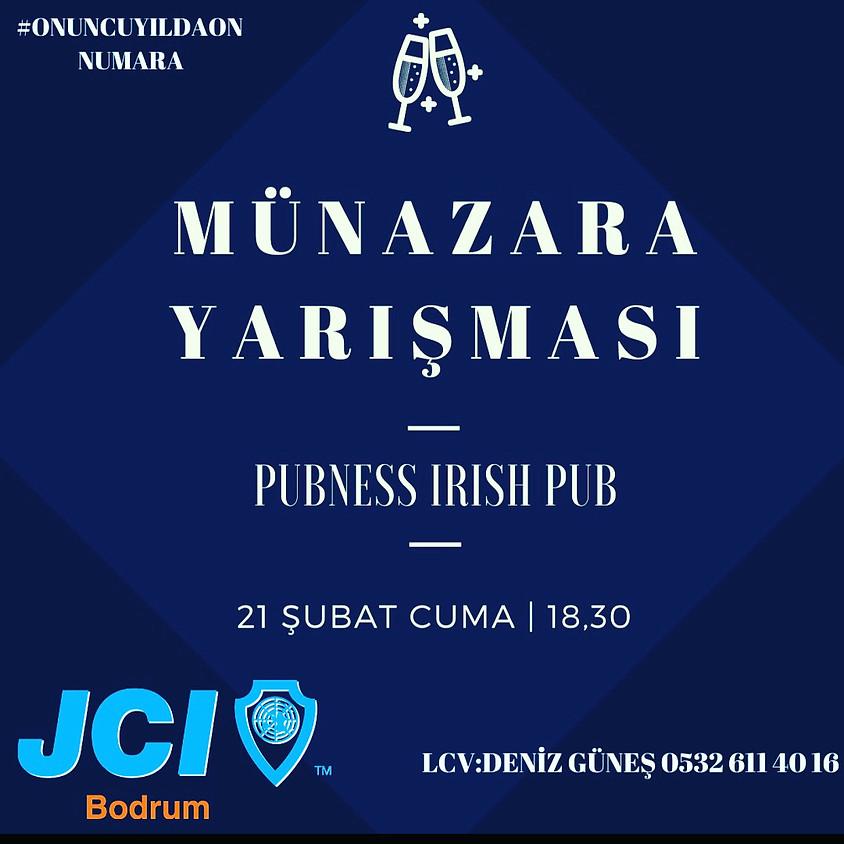 JCI Bodrum | Münazara Yarışması