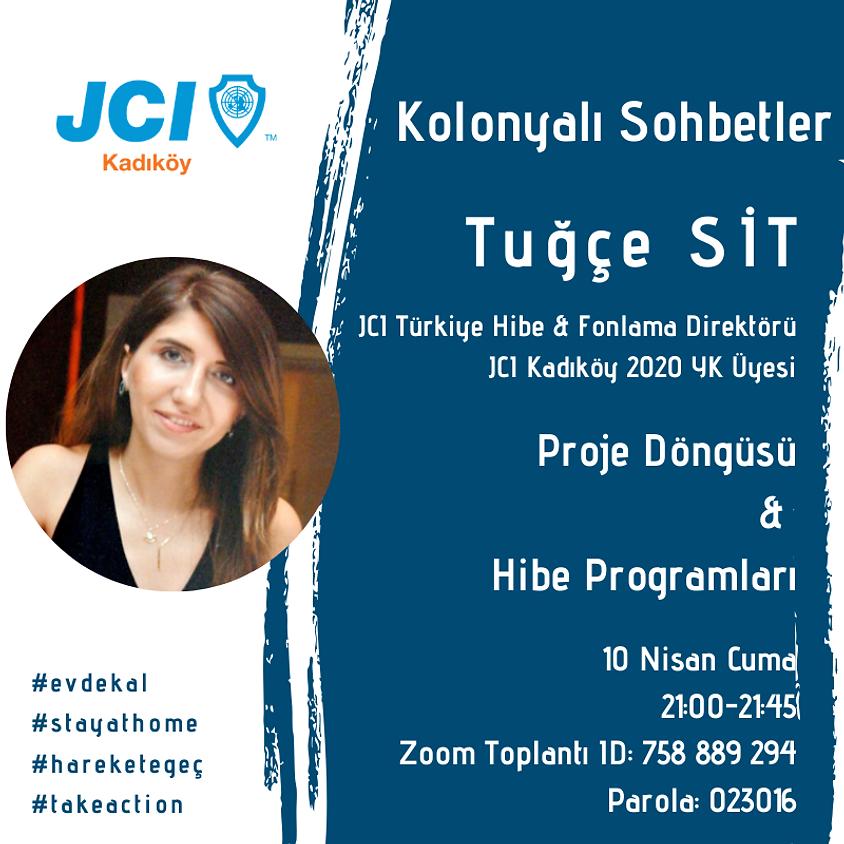 JCI Kadıköy - Kolonyalı Sohbetler