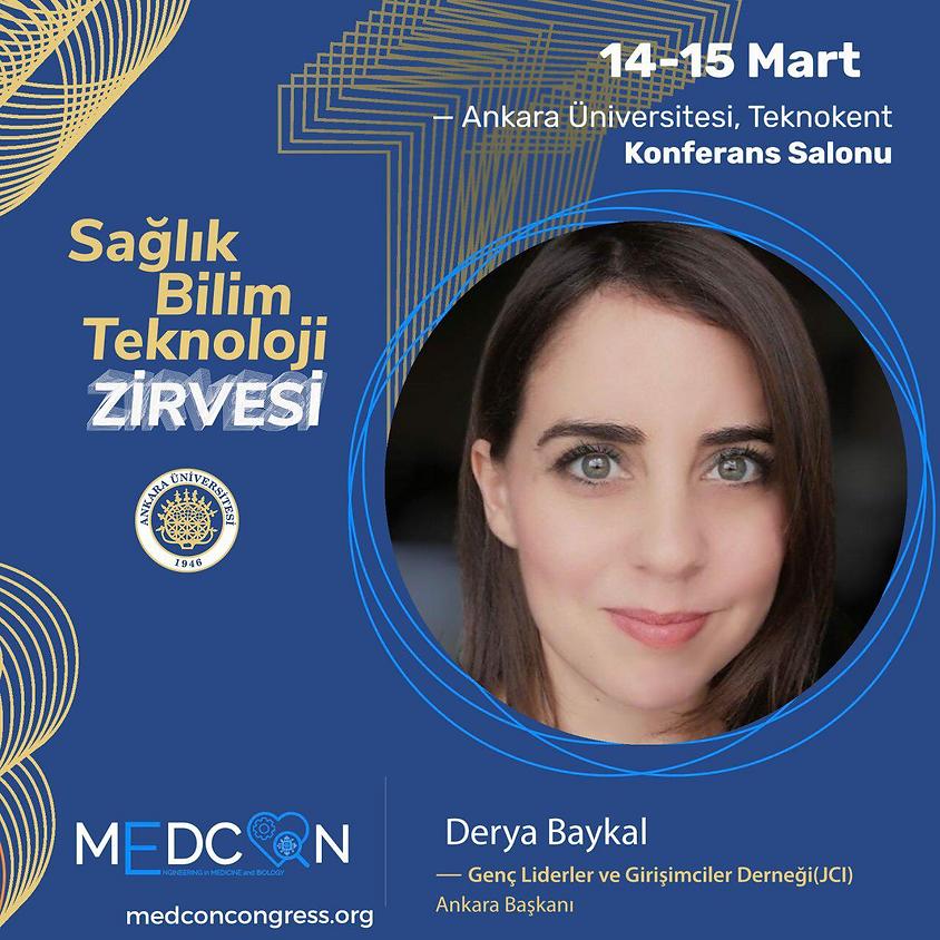 JCI Ankara | Girişimcilik ve Liderlik Oturumu