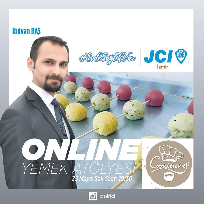 Online Yemek Atölyesi