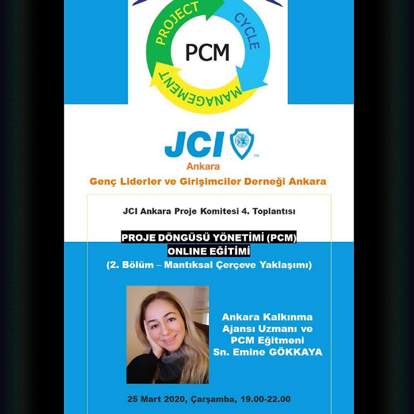 JCI Ankara - Proje Döngüsü Yönetimi Online Eğitimi 2. Bölüm