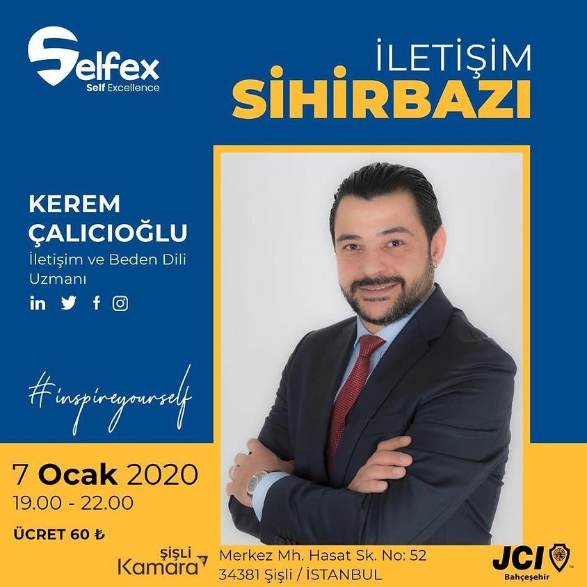 JCI Bahçeşehir Self Excellence İletişim Sihirbazı