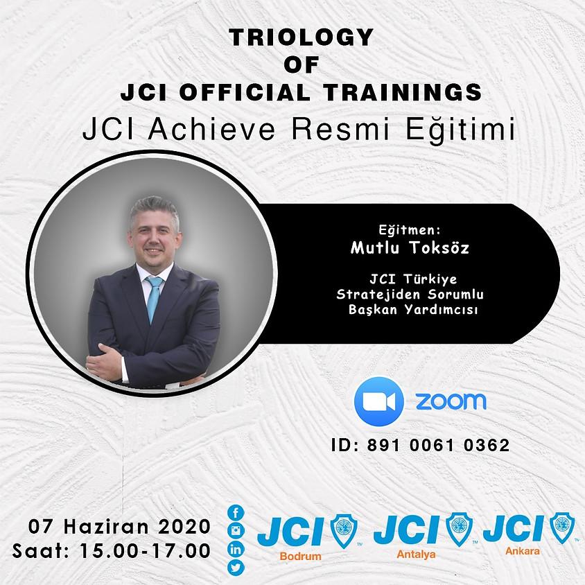 JCI Bodrum & JCI Ankara & JCI Antalya | JCI Achieve Resmi Eğitimi