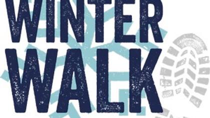 London Winter Walk