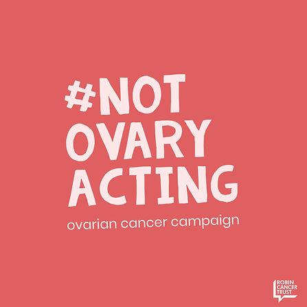 ovarian cancer charity