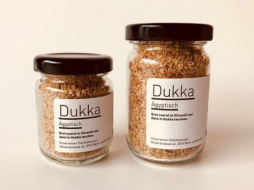 Dukka Nuss-Gewürzmischung