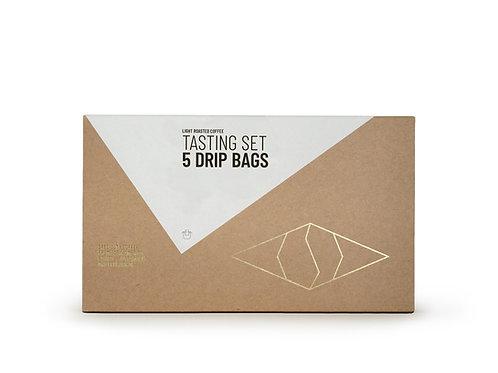 Tasting Set: 5 Drip Bags