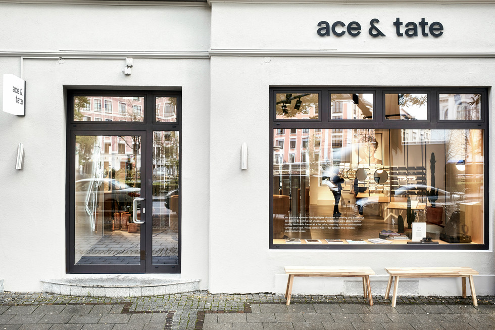 Ace & Tate Munich