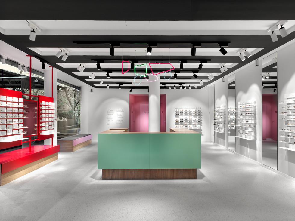 Ace & Tate Store Nuremberg