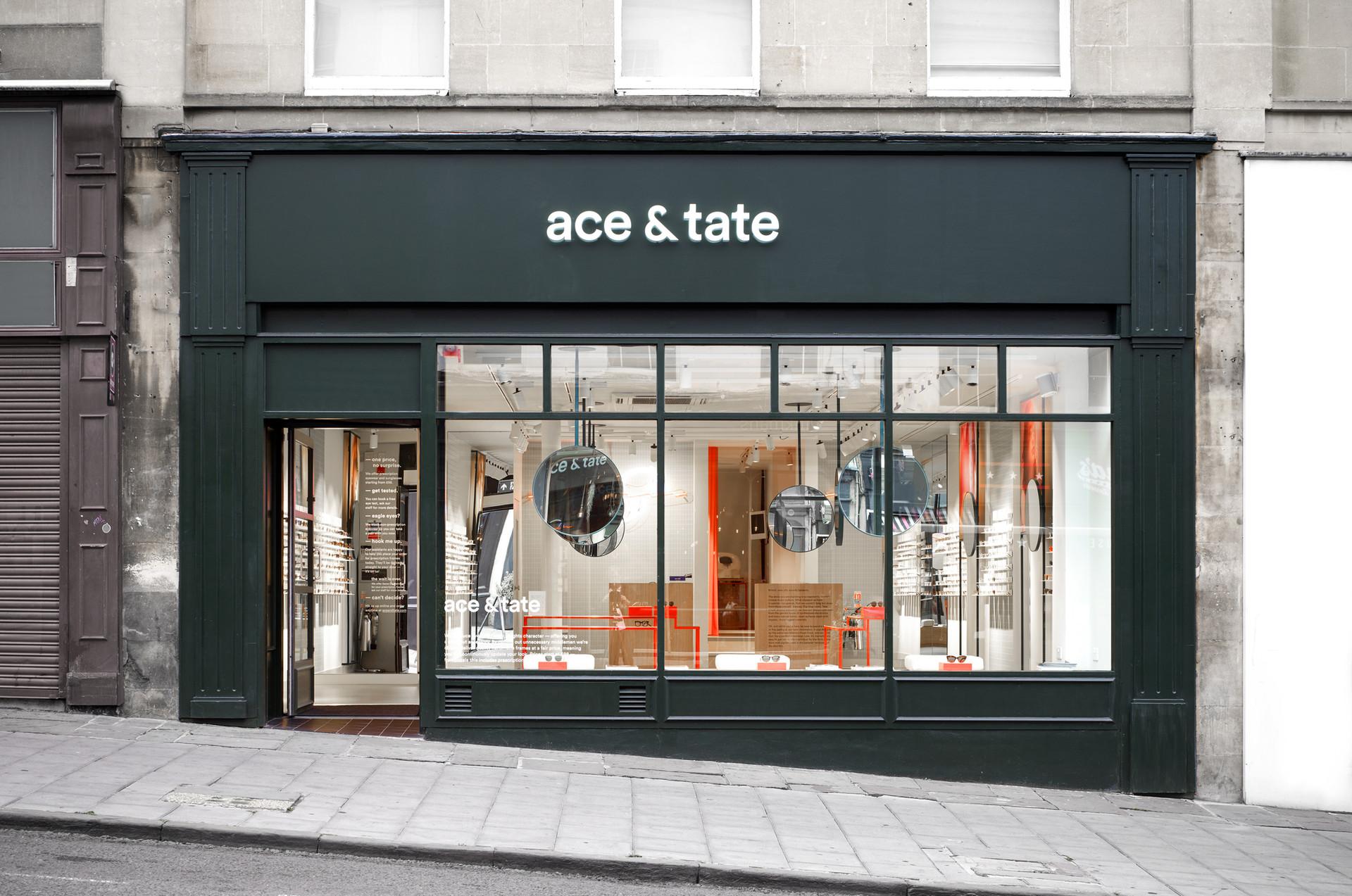 Ace & Tate / Bristol signature store