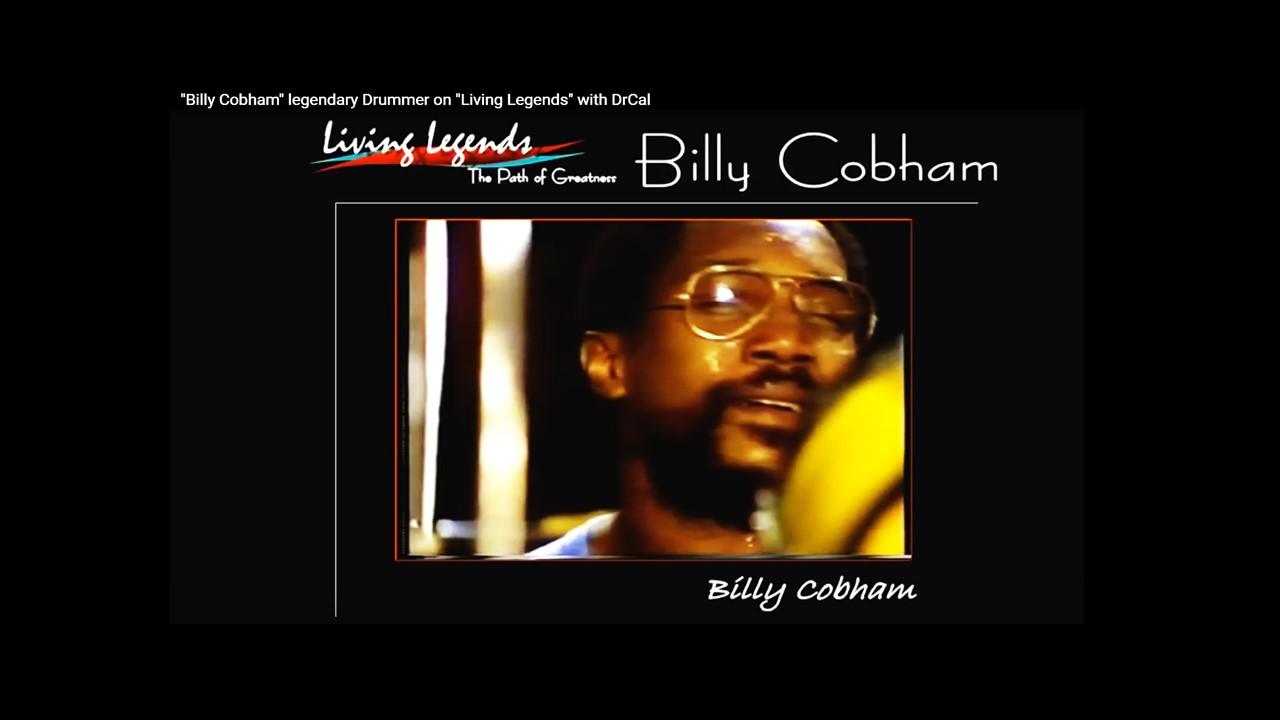 Billy Cobham 2016