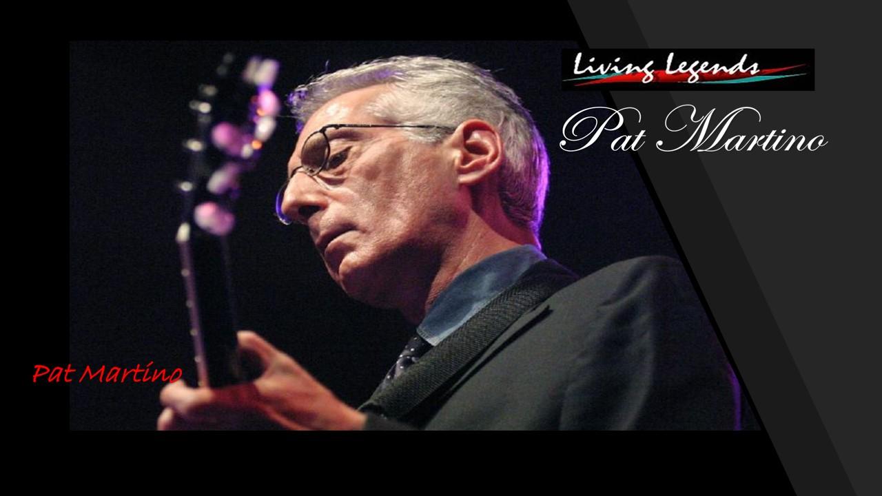 Pat Martino Living Legends2