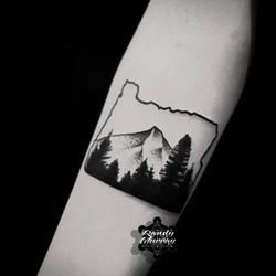 Mountains in Oregon Edit copy