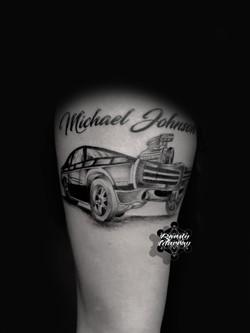 Michael Johnson GTO