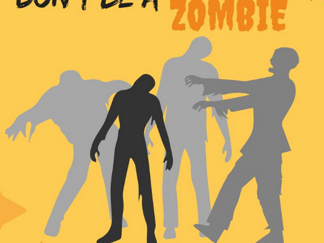 Zombies, Witches, and SUBLUXATIONS, Oh My!