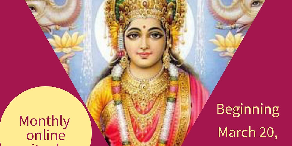 Lakshmi and Lalitha Full Moons in 2019
