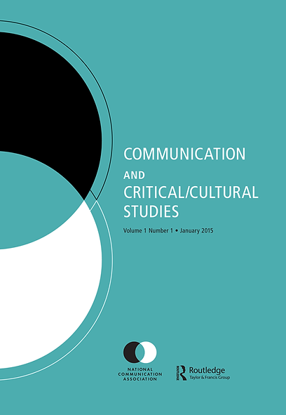 Communication and Critical-Cultural Stud