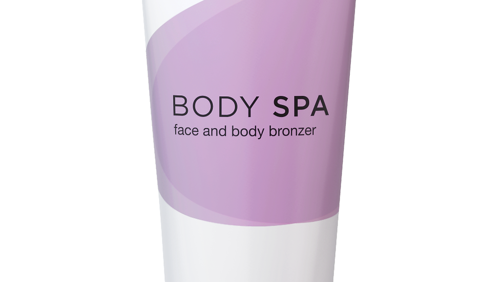 Face and Body Bronzing Cream