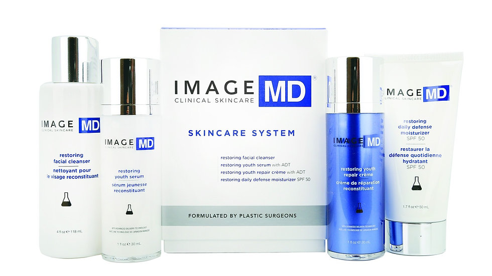Image MD Skincare System