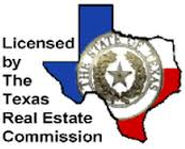 Licenced By Texas Real Estate Commission
