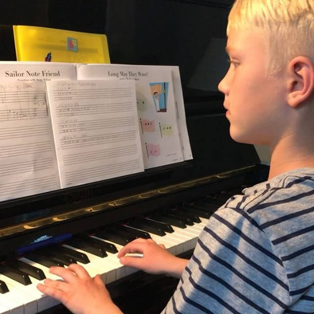 Could you compose music at the age of 7_