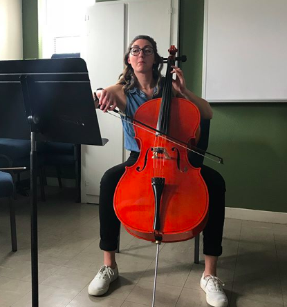 Adult Cello Lessons at Frederick Music S