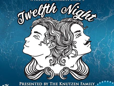 Studio East presents Twelfth Night at Juanita Beach June 18-20