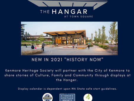 Heritage Society looking past 2020 to 2021