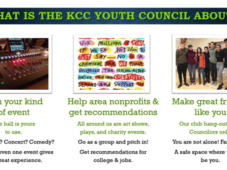 Kenmore Club Youth Council elections set for May 6