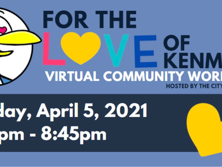 For the love of Kenmore: Join city's community workshop