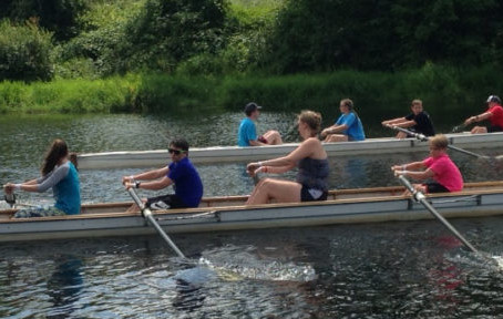 Youth Rowing this Summer!