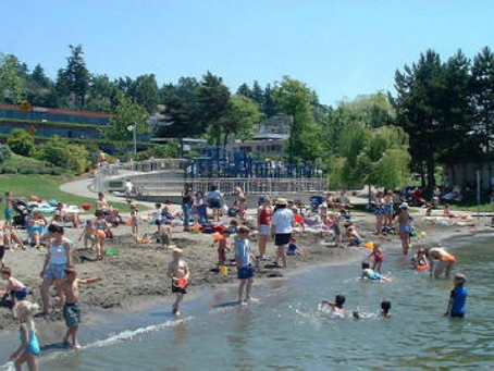 New Design for Juanita Beach Park to Create Accessible Playground