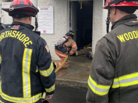 Fire district merger headed to April ballot