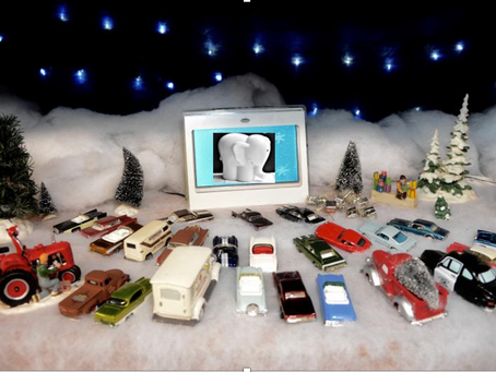 First ever COVID compliant drive-in white elephant gift exchange set for Dec. 9